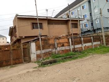 a Block of 4 Numbered 3 Bedroom Flat, Parkview Estate, Ago Palace, Isolo, Lagos, Block of Flats for Sale