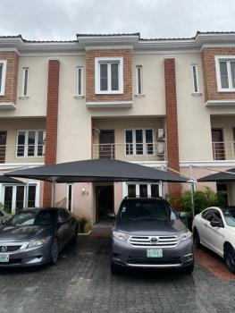 Newly Built 4 Bedroom Terrace, Chevron Alternative, Lekki Expressway, Lekki, Lagos, Terraced Duplex for Rent