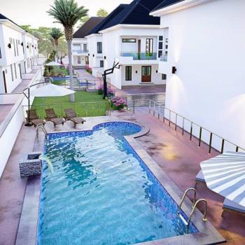 4 Bedroom Duplex with Flexible Payment Plan., West Bridge Estate, By Lekki Second Toll Gate, Lafiaji, Lekki, Lagos, Terraced Duplex for Sale