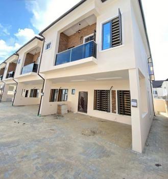 4 Bedrooms Terraced Duplex with a Room Serviced Quarter, Ikota Villa Estate, Ikota, Lekki, Lagos, Terraced Duplex for Sale