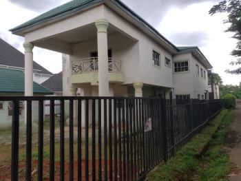 Sharp 6 Bedroom En-suite Duplex with 2 Rooms Bq., Coal City Garden Estate., Gra, Enugu, Enugu, Detached Duplex for Sale