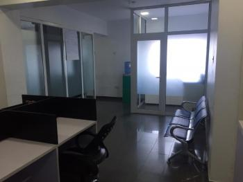 50sqm Open Plan Office Space, Off Commercial Avenue, Alagomeji, Yaba, Lagos, Office Space for Rent