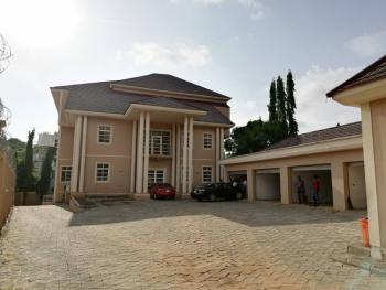 12 Bedroom Mansionette with 6 Sitting Rooms, No. 6 Ontario Crescent, Maitama District, Abuja, Detached Duplex for Sale
