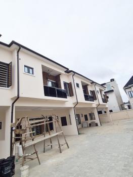 Luxury Fully Serviced 4 Bedroom Terrace Duplex in a Secured Estate, Ikota Villa Estate, Ikota, Lekki, Lagos, Terraced Duplex for Sale