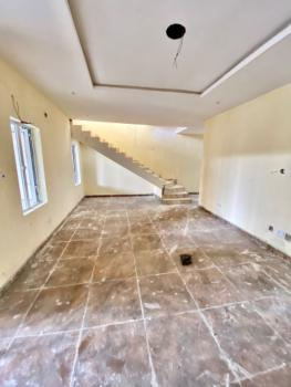 Brand New 3 Bedrooms +1 Bq Terraced House, Chevron Axis, Lafiaji, Lekki, Lagos, Terraced Duplex for Sale