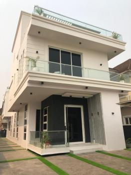 Brand New, Automated 4 Bedrooms Detached Duplex with Bq, Swimming Pool, Acadia Estate, Beside Pinnock Beach Estate, Osapa, Lekki, Lagos, Detached Duplex for Sale