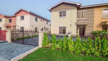 4 Bedrooms Duplex in a Gated Estate, Abijo Gra, Lekki, Lagos, Semi-detached Duplex for Sale