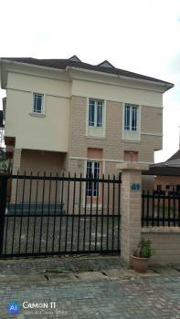Newly Built Serviced 4 Bedroom Duplex, Dera Court, Agungi, Lekki, Lagos, Detached Duplex for Rent