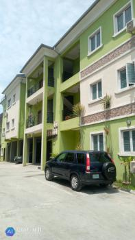 Serviced 3 Bedroom Flat., Idado, Lekki, Lagos, Flat for Rent