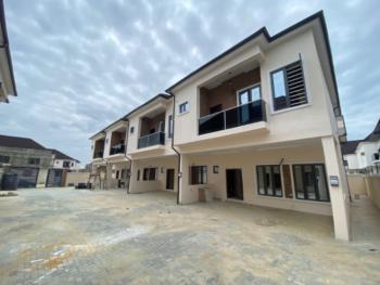 Newly Built 4 Bedrooms Terraced Duplex, Ikota, Lekki, Lagos, Detached Duplex for Sale