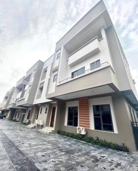 4 Bedroom Semi-detached Duplex with Excellent Facilities, Oniru Estate, Oniru, Victoria Island (vi), Lagos, Semi-detached Duplex for Sale