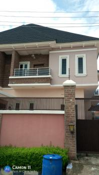 Newly Built 4 Bedroom Duplex with Bq & Invatar, Five Street Estate, Agungi, Lekki, Lagos, Semi-detached Duplex for Rent