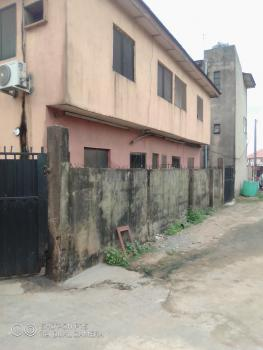 Standard 2 Unit of 4 Bedrooms Duplex, for Commecial Or Residential, Off Akowonjo Road, Akowonjo, Alimosho, Lagos, Detached Duplex for Sale