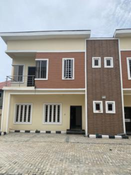 Corner Piece 4 Bedrooms Terraced Duplex, 2nd Toll Gate, Orchid Hotel Road, Lafiaji, Lekki, Lagos, Terraced Duplex for Sale