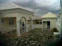 3 Bedroom Bungalow With Gate Post And A Space For Boys Quarters, , Lokogoma District, Abuja, 3 Bedroom, 4 Toilets, 3 Baths House For Sale
