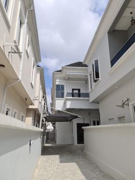 Affordable 4 Bedroom Semi Detached Duplex in a Gated Estate, Chevron Alternative Route, Idado, Lekki, Lagos, Semi-detached Duplex for Sale