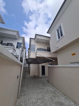 Affordable 4 Bedroom Semi Detached Duplex in a Gated Estate, Chevron Alternative, Idado, Lekki, Lagos, Semi-detached Duplex for Sale