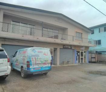Spacious First Floor 4 Bedroom Flat, Bajulaye Road, Akoka, Yaba, Lagos, Office Space for Rent