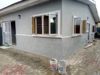 Newly Renovated Well Finished 3 Bedroom Bungalow All Rooms Ensuite, Abraham Adesanya Housing Estate, Ajah, Lagos, Terraced Bungalow for Rent