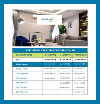 3 Bedroom Apartment, Camberwall Court, Abijo Gra, Abijo, Lekki, Lagos, House for Sale