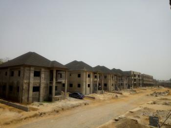 Grand 4 Bedrooms Terraced Duplex, Oladipo Diya Way, Behind Mrs Petrol Station, Gaduwa, Abuja, Terraced Duplex for Sale