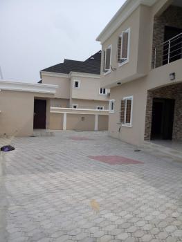 Luxury 4 Bedroom Duplex with Bq, Peninsula Garden, Sangotedo, Ajah, Lagos, Semi-detached Duplex for Rent