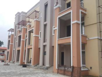 Luxury 4 Units of 3 Bedroom Terraced Duplex with a Room Bq, Wuse 2, Abuja, Terraced Duplex for Sale