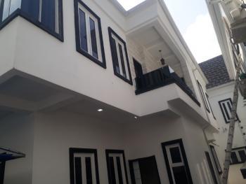 Luxury 5 Bedrooms Semi Detached Duplex with a Room Bq, Chevy View Estate, By Chevron, Idado, Lekki, Lagos, Semi-detached Duplex for Sale