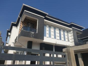 Lovely 4 Bedroom Semi Detached Duplex in an Estate, Chevron, Lekki, Lagos, Semi-detached Duplex for Sale