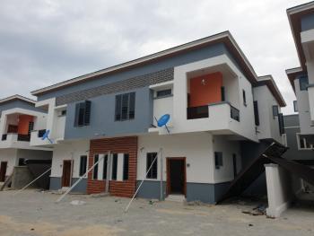 Serviced 4 Bedroom Semi Detached, Chevron, Lekki Phase 2, Lekki, Lagos, Semi-detached Duplex for Sale