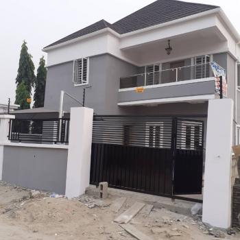 Luxury 5 Bedroom Fully Detached with a Bq, United Estate, Sangotedo, Ajah, Lagos, Detached Duplex for Sale