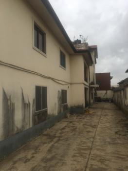 Unique Block of 5 Flats, Mukandasi Street Off Ago Palace Way Okota, Ago Palace, Isolo, Lagos, Block of Flats for Sale