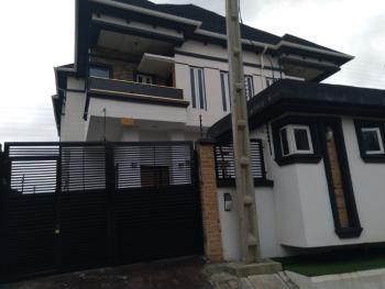 Newly Built 4 Bedroom Duplex with Bq, Lekki Palms Estate, Ajah, Lagos, Semi-detached Duplex for Sale