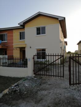 4 Bedroom Semi Detached Duplex in a Serviced and Secured Estate, By Novara Mall, Sangotedo, Ajah, Lagos, Semi-detached Duplex for Rent