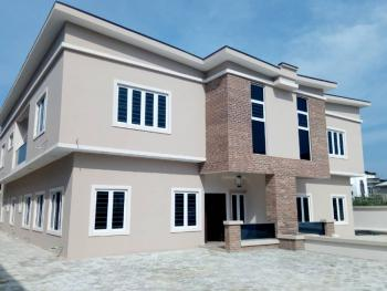 Newly Built 4 Bedroom Semi-detached Duplex in a Serene Estate, Megamound Estate, Ikota, Lekki, Lagos, Semi-detached Duplex for Sale