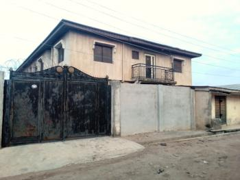 Newly Renovated 3 Bedroom Flat with Prepaid Metre, 1, Anuadura Street, Asuje Agbado., Agbado, Ifako-ijaiye, Lagos, Flat for Rent