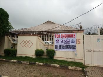 4 Bedroom Bungalow with 2 Bedroom Bungalow Boys Quarters, Off 3rd Avenue, Efab Estate, Life Camp, Abuja, Detached Bungalow for Sale