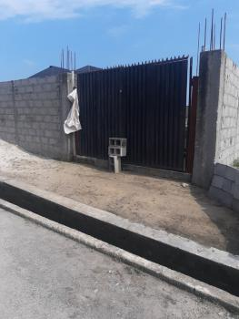 Strategically Located Fenced & Gated 2 Plots of Land Close to Express., Abijo Gra, Sangotedo, Ajah, Lagos, Mixed-use Land for Sale