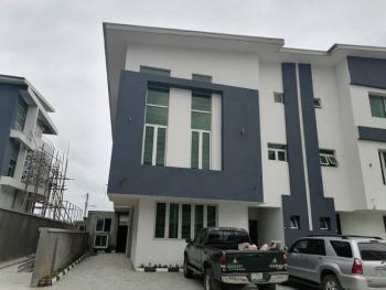 Executive 4 Bedroom Semi-detached with B/q, Richmond Estate, Ikate, Lekki, Lagos, Semi-detached Duplex for Rent