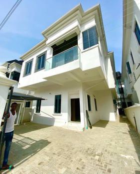 Brand New 4 Bedroom Fully Detached Duplex, Chevron, Lekki Phase 1, Lekki, Lagos, Detached Duplex for Rent