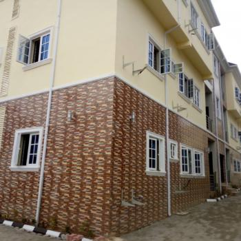 Brand New, Well Finished 3 Bedroom Apartment, By Mobil Filling Station, Mabushi, Abuja, Flat for Rent