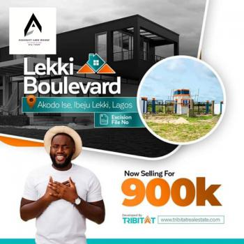 100% Dry and Affordable Estate Land, Excision in Process., Akode-ise , Ibeju Lekki, Akodo Ise, Ibeju Lekki, Lagos, Residential Land for Sale