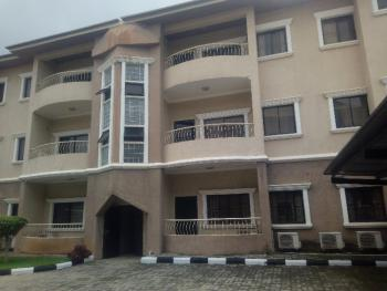 Completely Serviced Three Bedrooms Flat with 1 Room Self Contained, Before Ministers Quarters, Opposite Wuse Two, Katampe (main), Katampe, Abuja, Flat for Rent