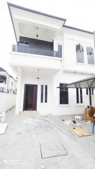 Brand New 4 Bedroom Semi Detached House, Canel West Estate, Osapa, Lekki, Lagos, Semi-detached Duplex for Rent