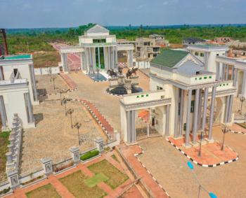 Land, Town Park and Garden ( City of Rome ), Imota, Behind Caleb University, Erunwen, Ikorodu, Lagos, Residential Land for Sale