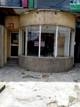 Ground Floor Show Room, Opebi, Ikeja, Lagos, Shop for Rent