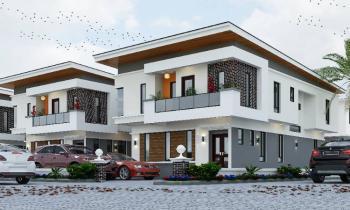 4 Bedroom Terrace Duplex, Bera Estate, Chevron Drive, Lekki, Lagos, Terraced Duplex for Sale