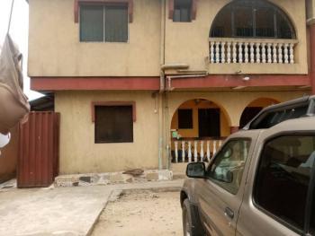 Self Contained, Iyana School, Lasu - Egbeda Expressway, Igando, Ikotun, Lagos, Flat for Rent