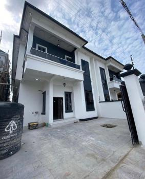 Brand New 4 Bedroom Semi Detached Duplex with a Fitted Kitchen, Osapa London, Osapa, Lekki, Lagos, Semi-detached Duplex for Rent