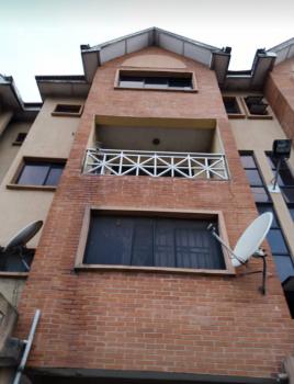 3 Bedroom Terrace Duplex, Harmony Court, Olaleye., Iponri, Surulere, Lagos, Terraced Duplex for Sale